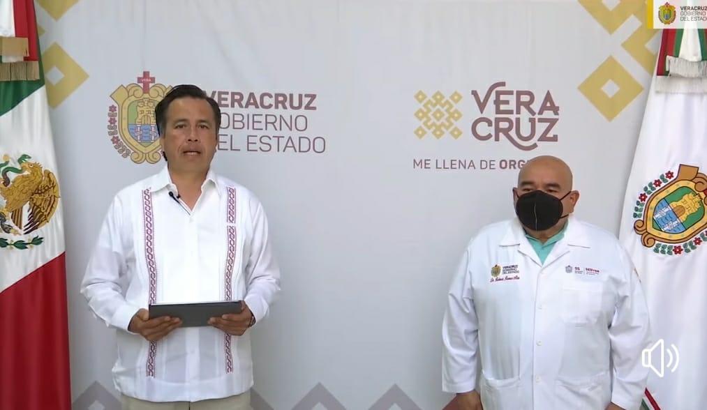 Jueves y viernes inicia vacunación a adultos mayores de los 28 municipios que faltaban: Gobernador