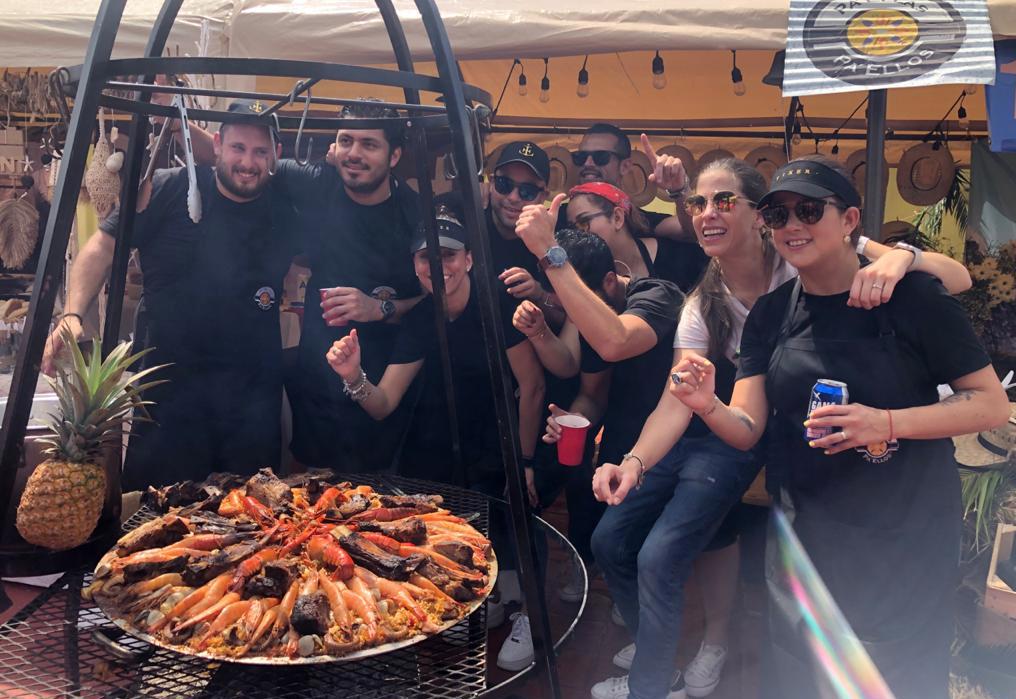 Celebran en Tlacotalpan el 5to. Festival de la Paella y Arroces 2021