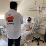 Internan de urgencia al Candidato Magistrado Leonardo Cruz Casas