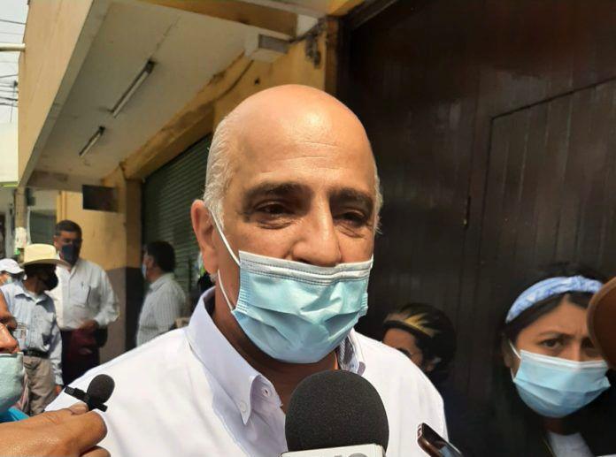 Desarrollo social ofrece Ricardo Ahued candidato a la alcaldía de Xalapa por Morena