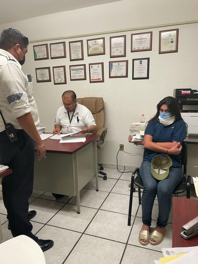 Candidata del PRD a la alcaldía boqueña causó accidente luego de horas de 'recreo' en altamar