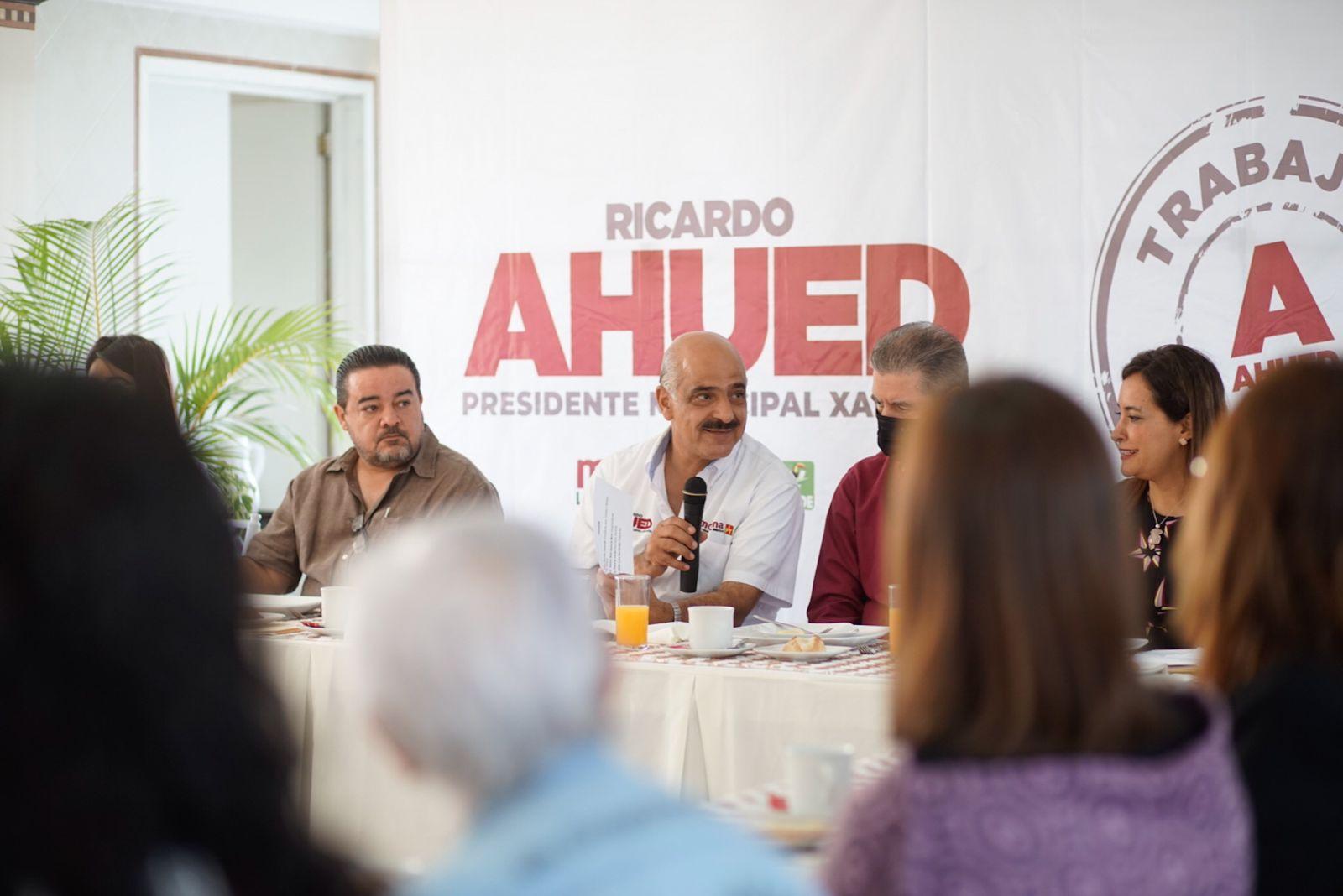 Con turismo, reactivaremos la economía: Ricardo Ahued