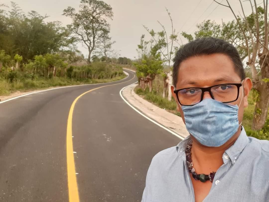Alcalde de Sayula reconoce haber robado material de Corredor Interoceánico