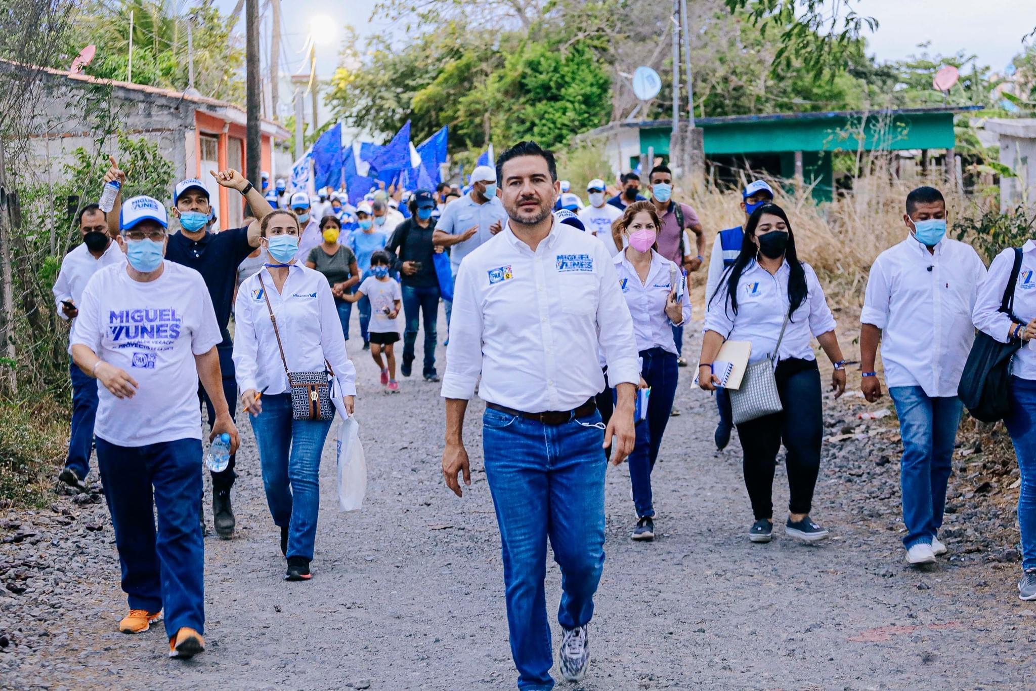 El TEPFJ le niega la candidatura a la alcaldía de Veracruz a Yunes Márquez
