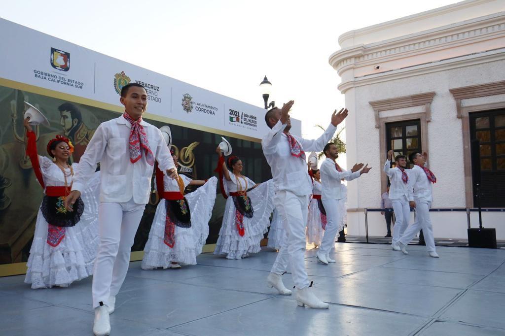 Reconoce Gobierno de Baja California Sur identidad cultural de Veracruz