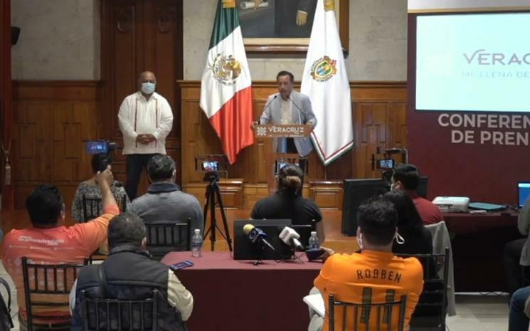 Niega Gobernador falta de atención a colectivos, a diario pregunta a Comisión de Búsqueda qué hace