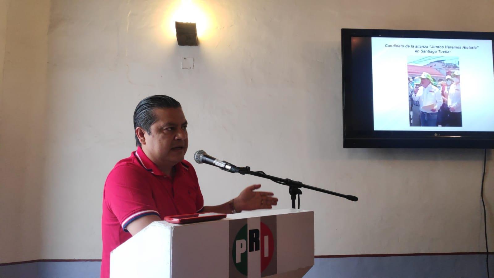 Denunciará PRI acarreo y coacción a trabajadores del Estado para mítines de Morena y aliados