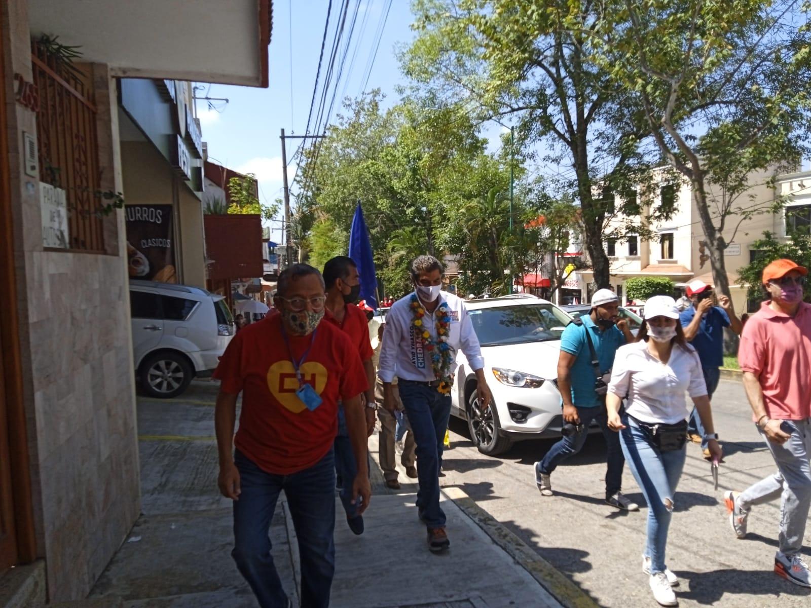 David Velasco va en picada en Xalapa