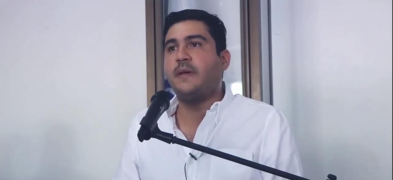 Candidato del PAN en Playa Vicente deja la campaña por la inseguridad.