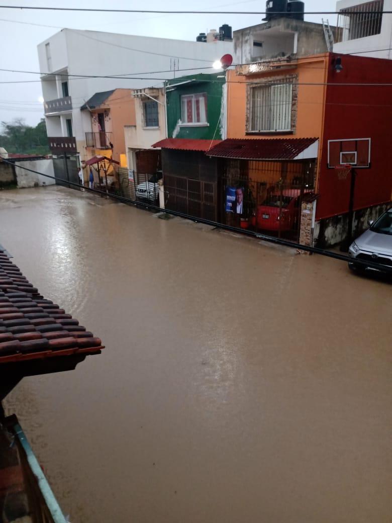 Vecinos de Arekas, en Emiliano Zapata se vuelven a inundar de aguas negras