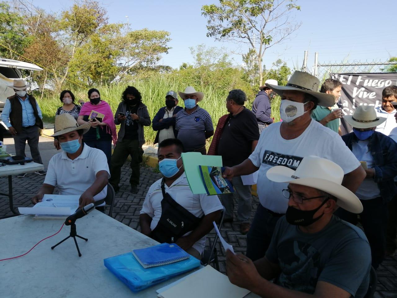 Habitantes de Morelos y colectivos exigen respeto a su derecho al agua