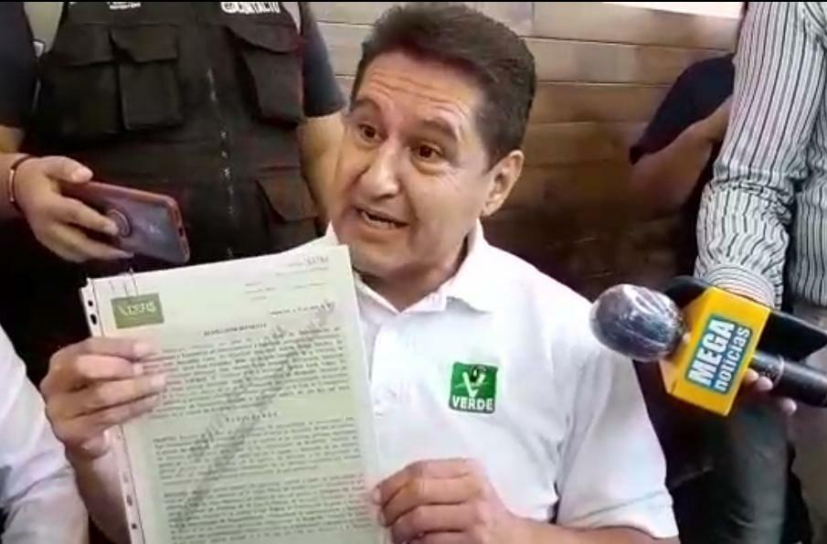 Candidato de Banderilla denuncia despilfarro de recursos del Ayuntamiento