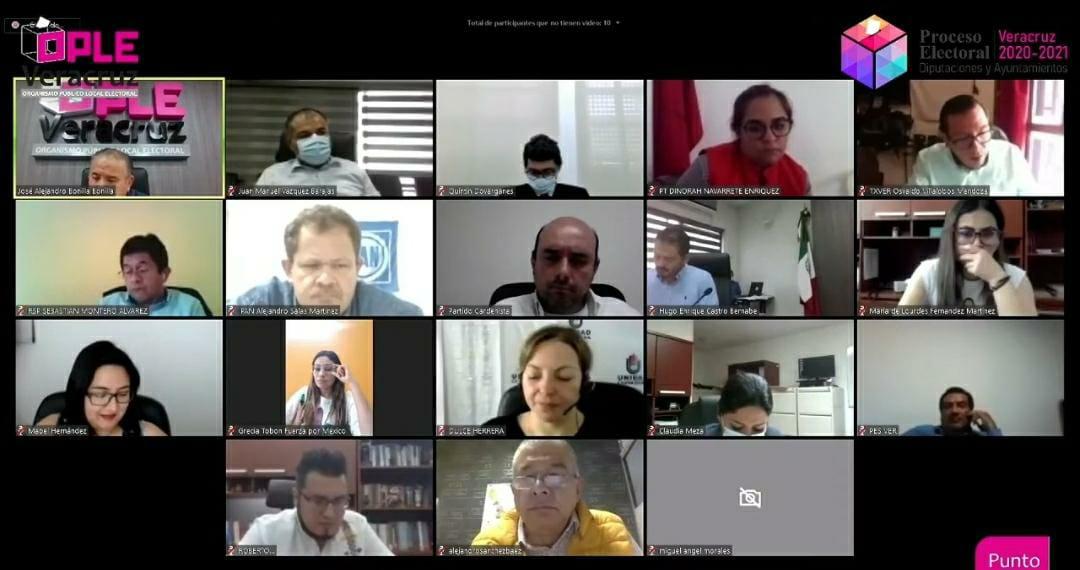 Baja OPLE 19 candidaturas de Fuerza por México por incumplir paridad, sacan a Carreón