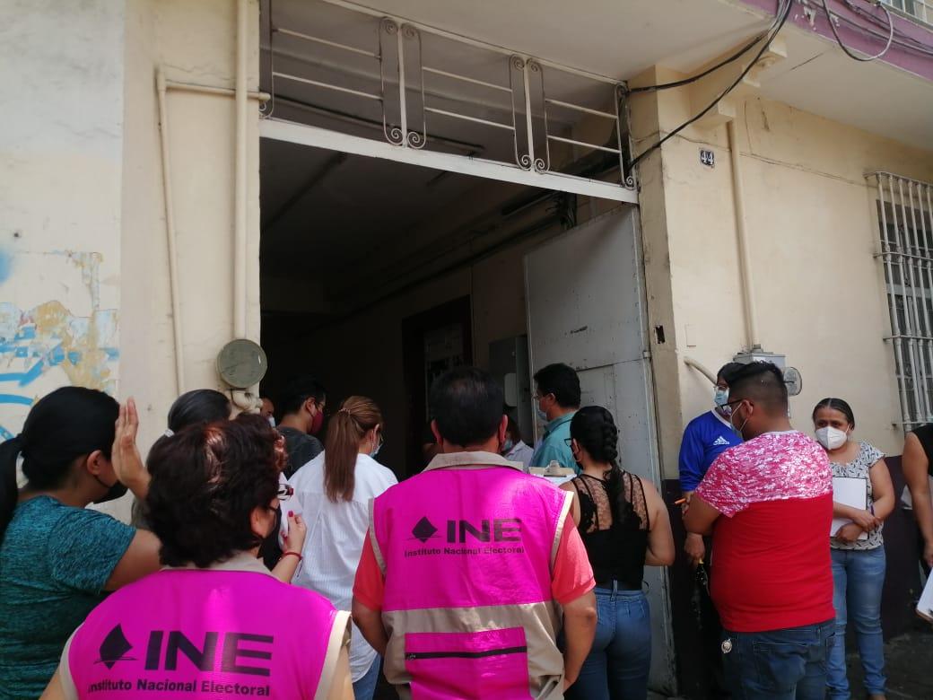 Llegan 318 mil 269 boletas para elección de Coatepec