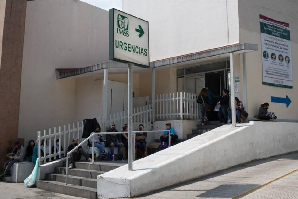El 94% de los fallecidos por Covid en México eran obreros, amas de casa y adultos mayores
