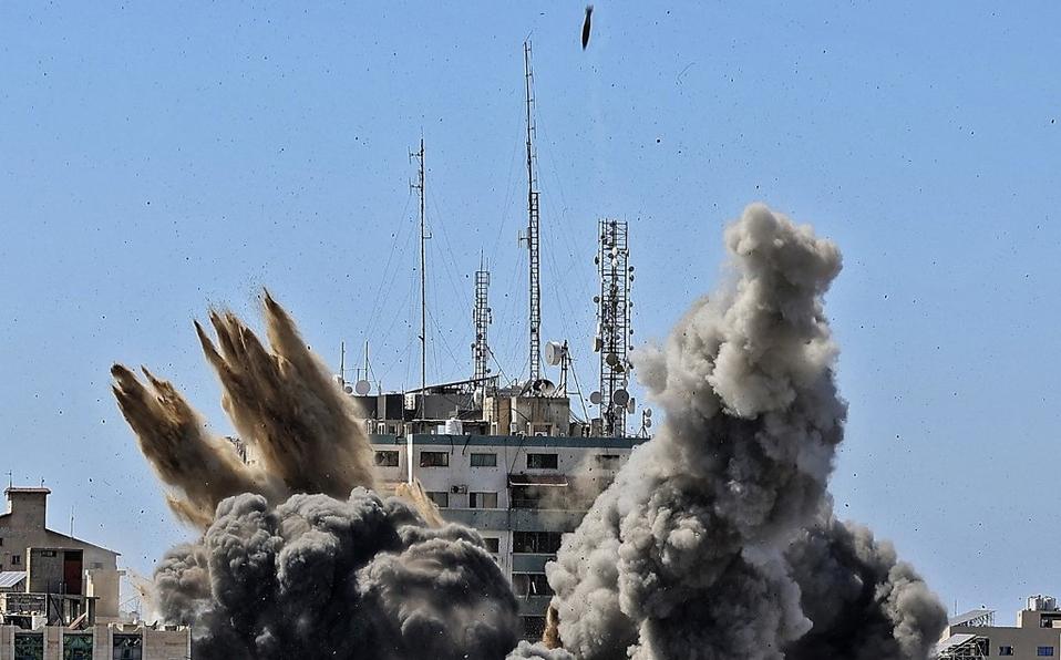 Pide la ONU a Israel y Palestina un alto a los bombardeos