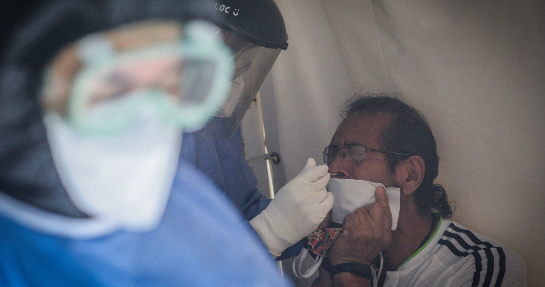 Todos los mexicanos estarán vacunados en Octubre: AMLO.
