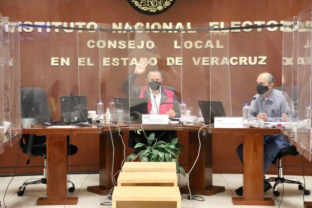 Distritos de Tantoyuca y Orizaba a recuento total: INE