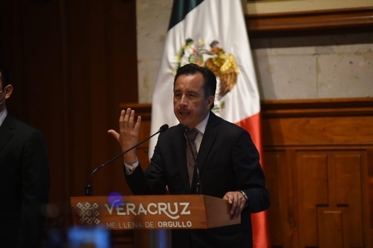 Miente diario El País, me fui para atrás con la nota: Cuitláhuac