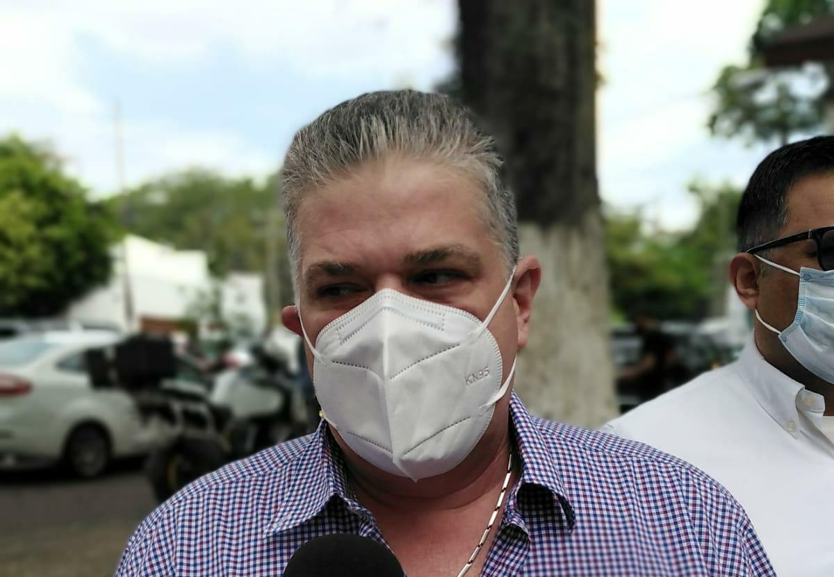 Afirma titular de SSP que en Veracruz no pasa nada