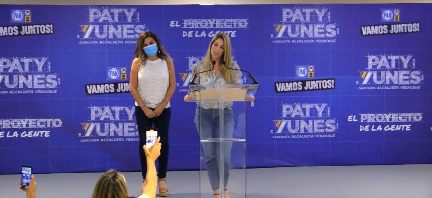 """""""¡Ganamos, vamos juntos por un mejor futuro para Veracruz!"""": Paty Lobeira de Yunes"""