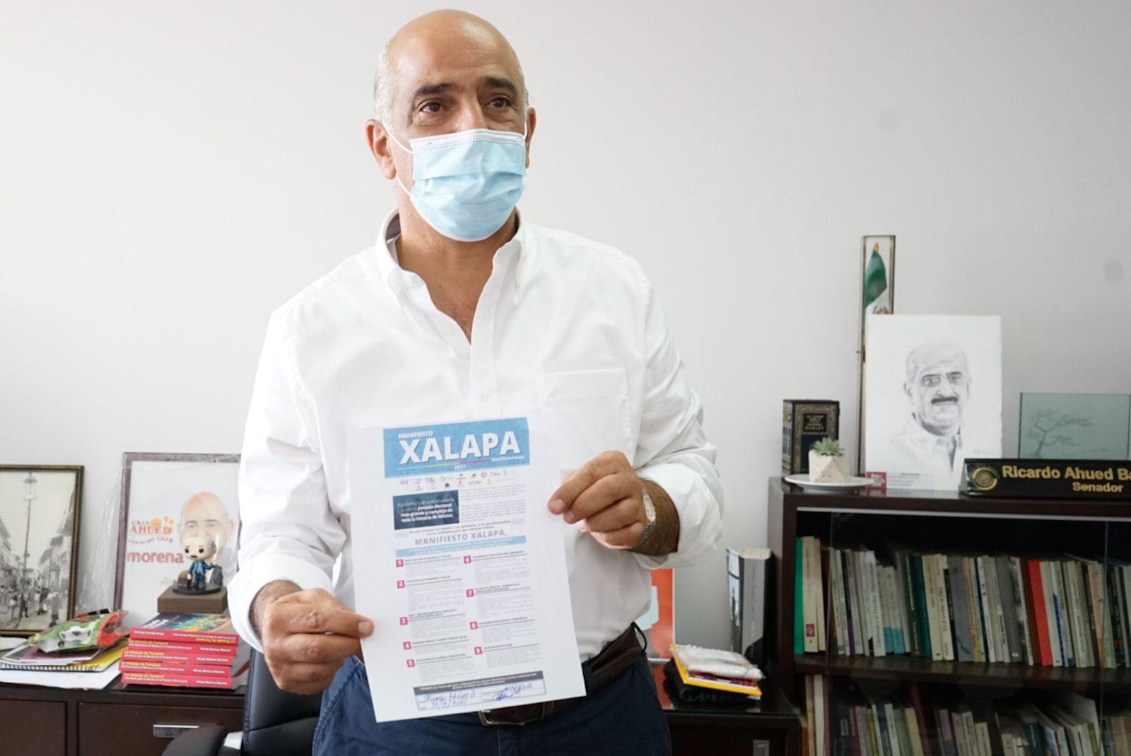 Ahued Bardahuil se convirtió en el más votado de la historia