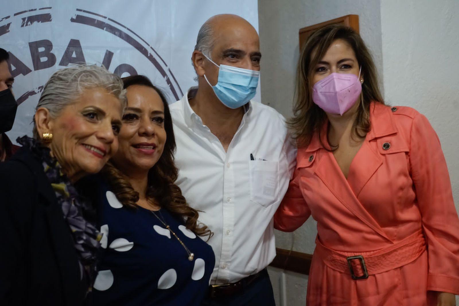 """""""Las mujeres tendrán todo mi apoyo"""": Ricardo Ahued"""