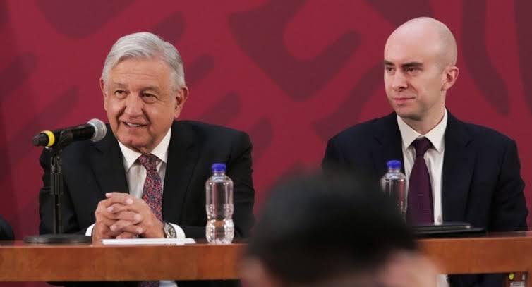 Carlos Torres será el nuevo coordinador de 'superdelegados', anuncia AMLO
