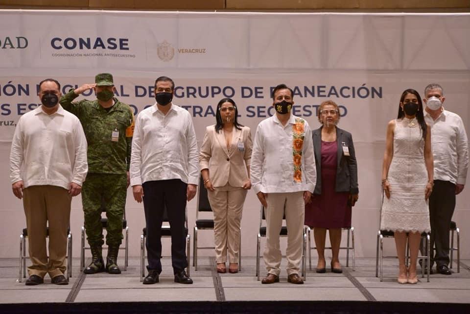 Con casi 90% de disminución de secuestro en 3 años, Veracruz es ejemplo nacional en combate al delito