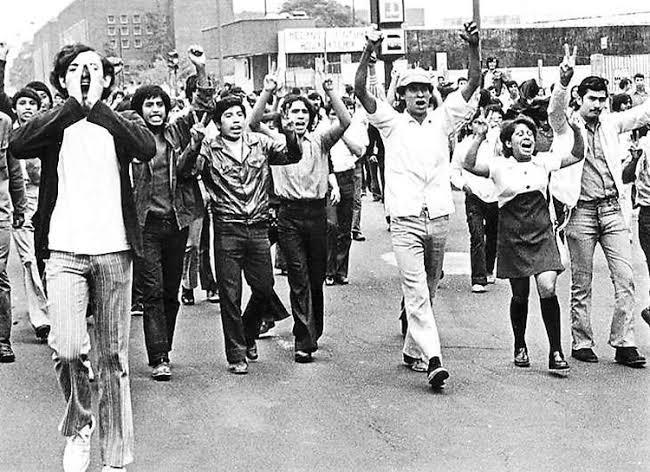 El Halconazo: cómo fue la masacre que dejó decenas de estudiantes muertos en México en 71