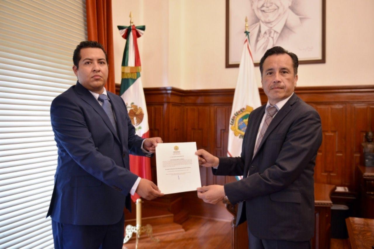 Sale Rocío Pérez de Sedema, nombran a exfuncionario de Ayuntamiento como encargado