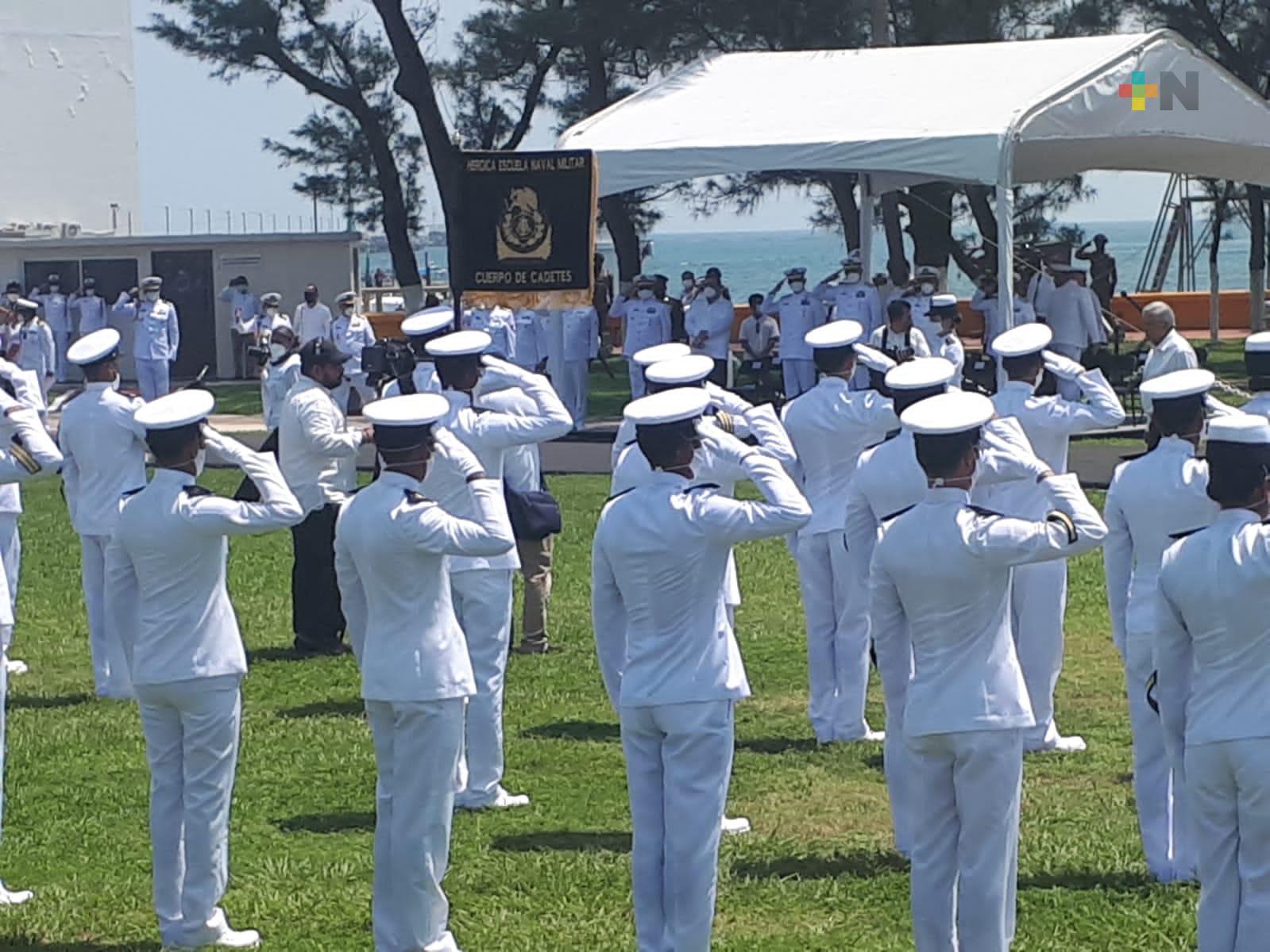 Educación de escuelas Náuticas Mercantes no se militarizará: secretario de Marina