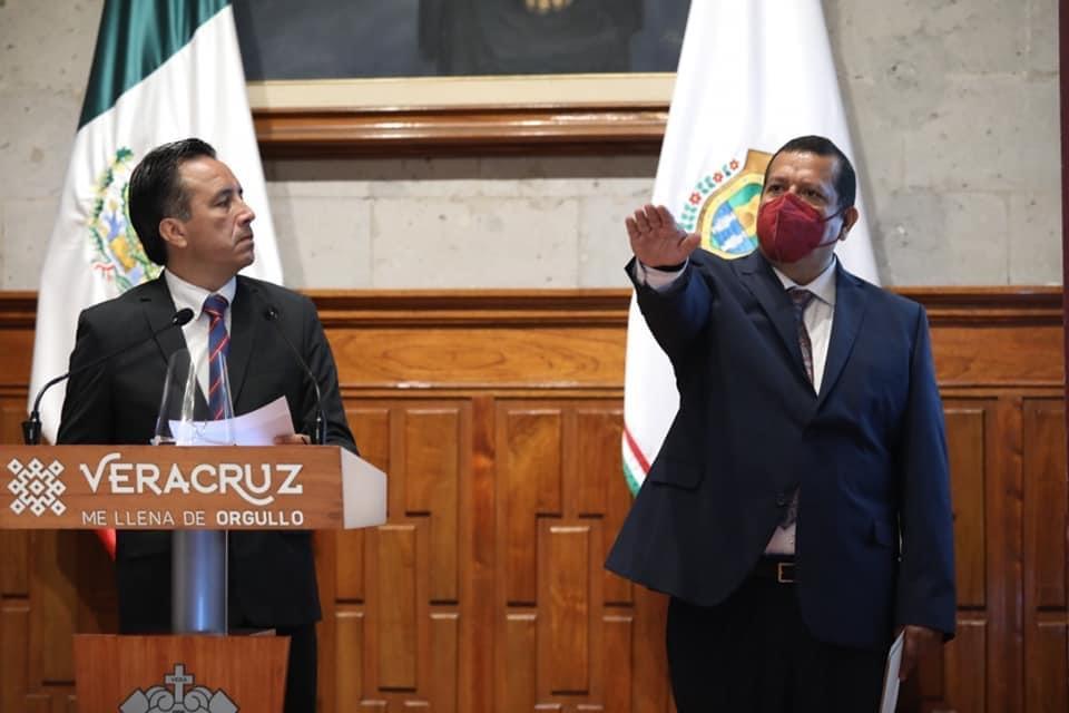 Cambios en Sedarpa, llega Evaristo Ramírez