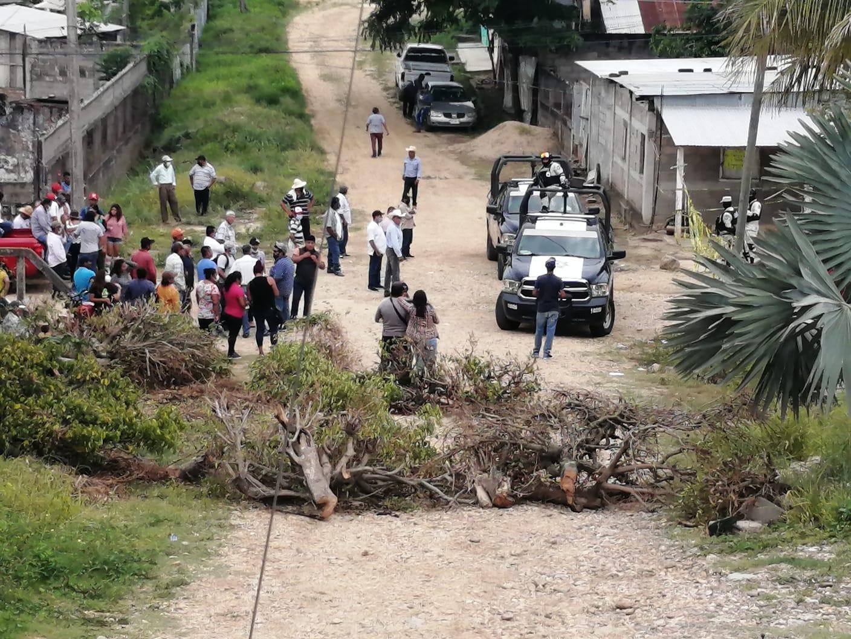 Cerrarían carretera federal por no concluir cómputo de Jesús Carranza