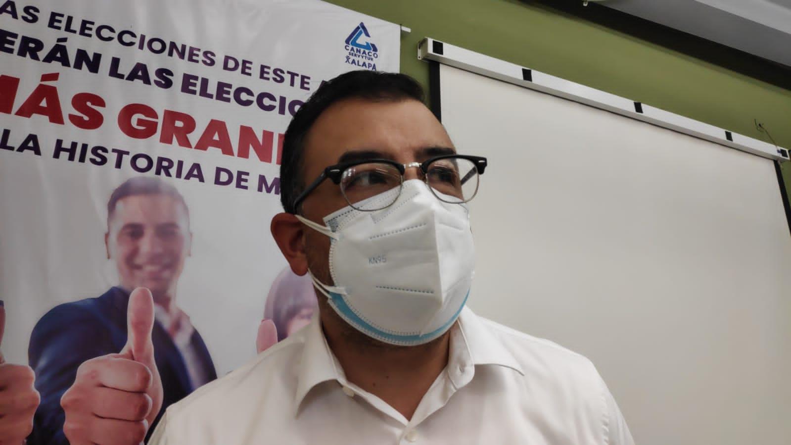 Llama Canaco a autoridades a que brinden condiciones para una elección segura