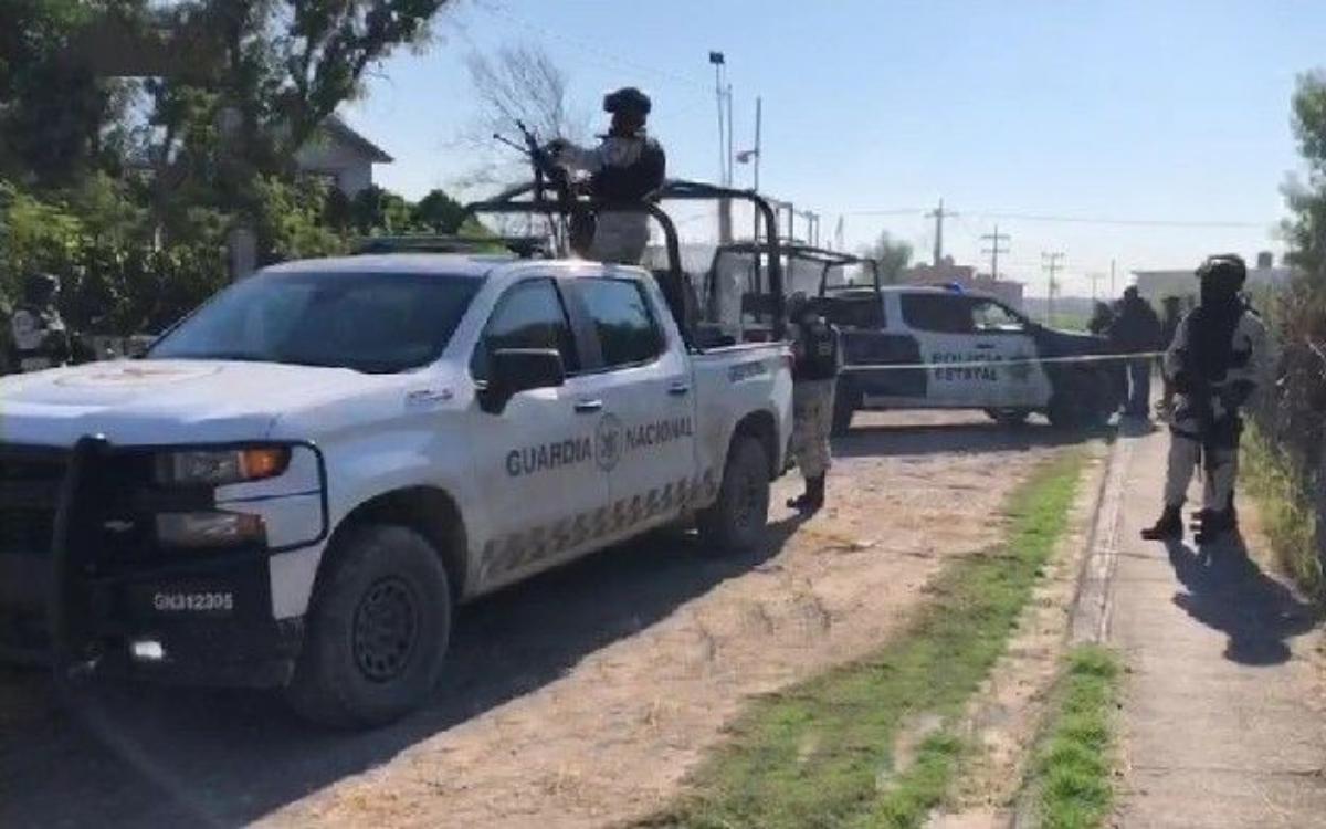 Detienen a 2 presuntos responsables de la masacre en Reynosa.