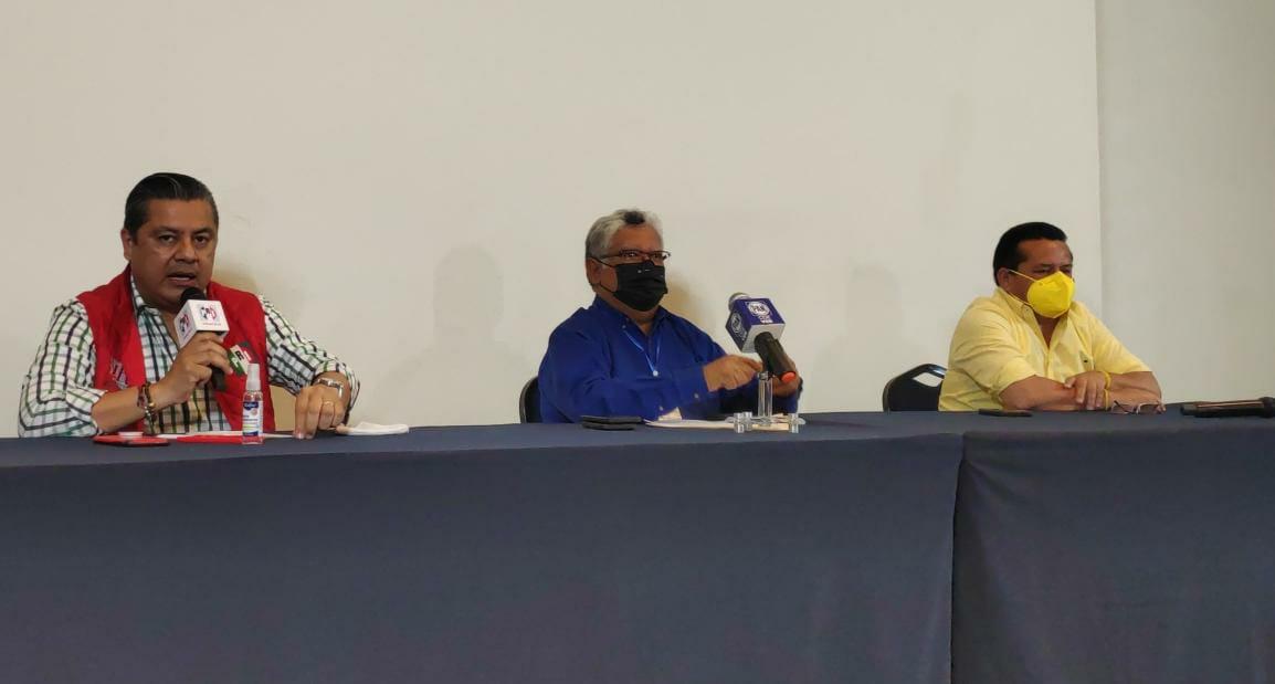 Advierten dirigentes de la alianza !Veracruz va! fraude electoral impulsado desde el OPLE