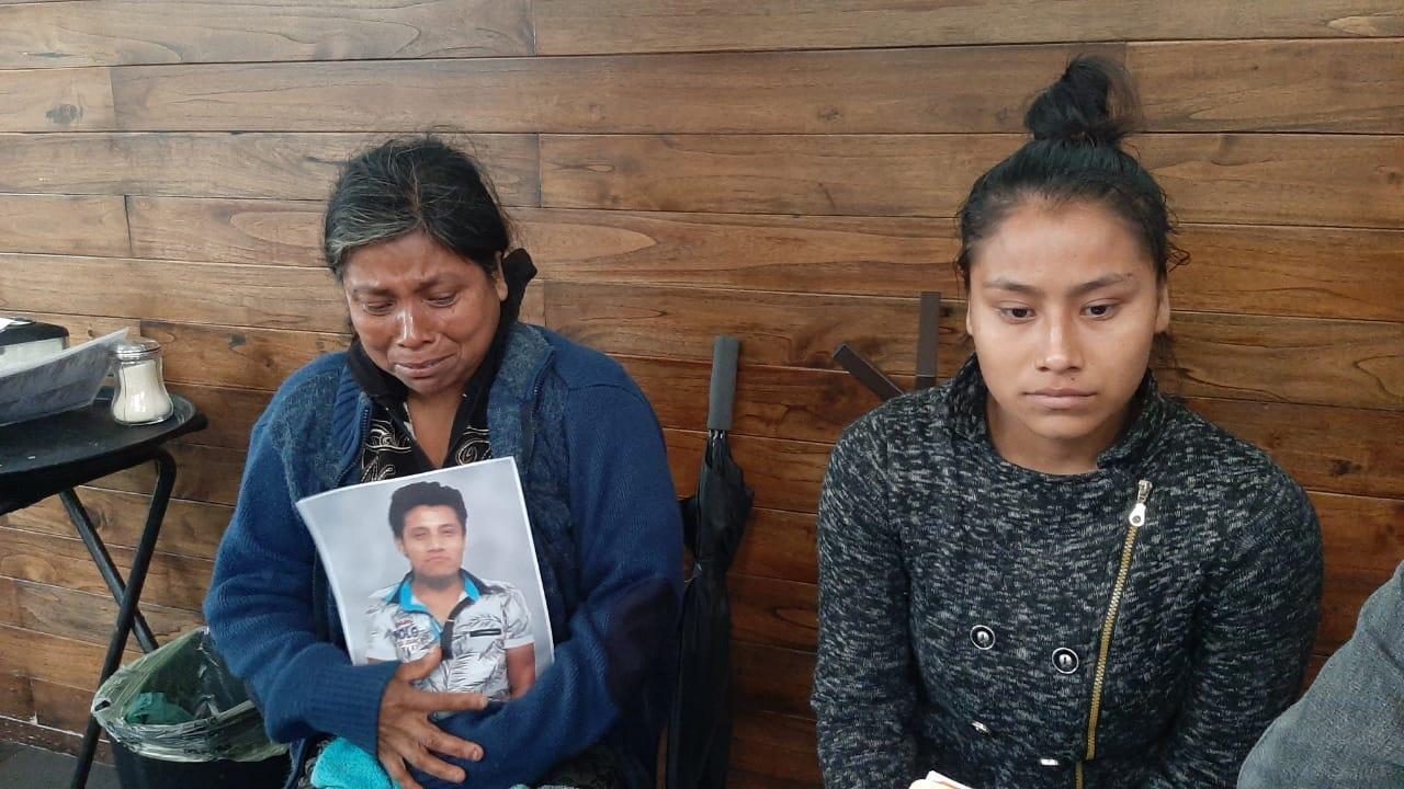 Familia indígena de Ilamatlán clama ayuda a Gobernador para trasladar cuerpo de su hijo de Jalisco