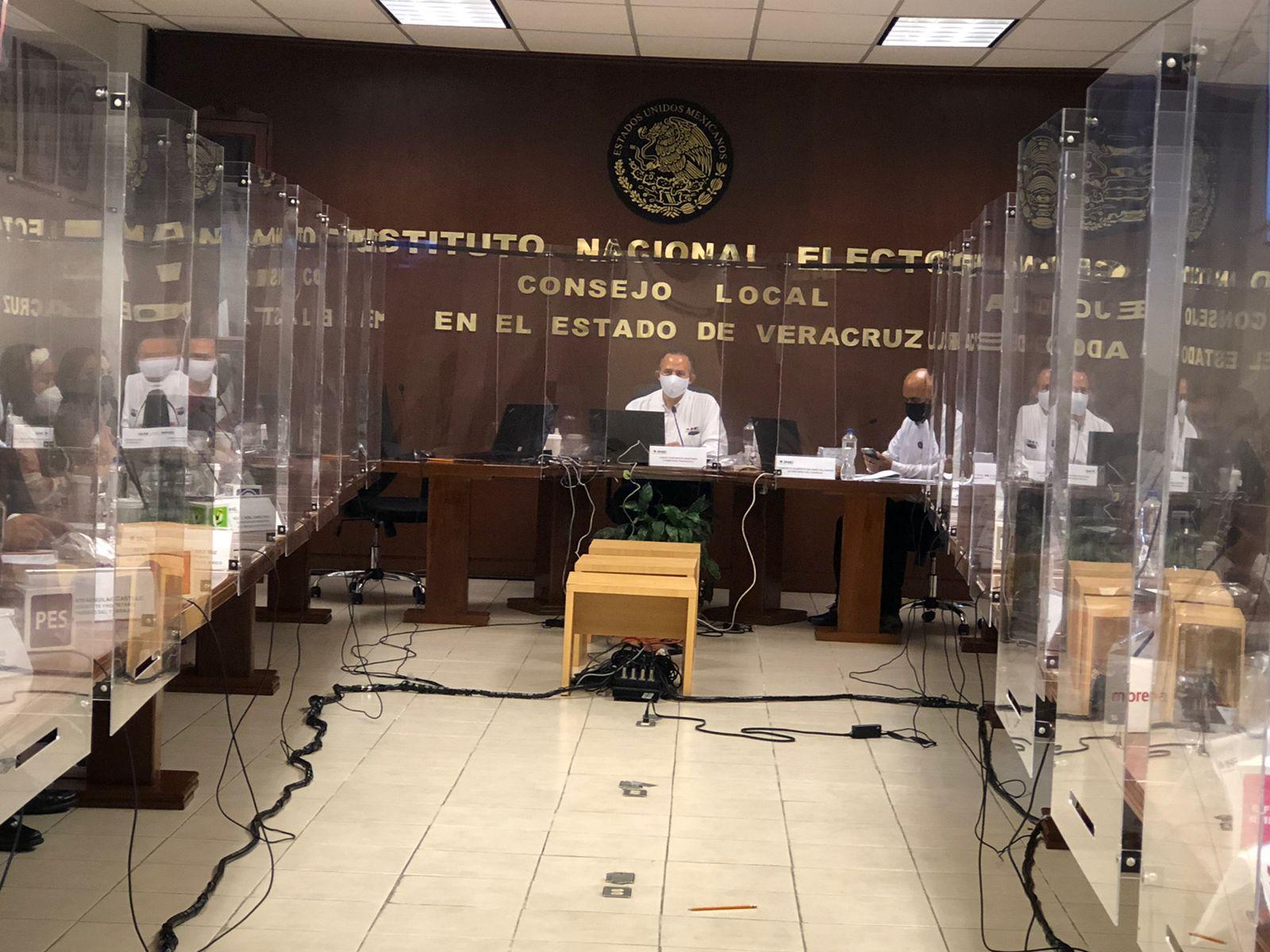 Hay condiciones para salir a votar libre de toda presión, coacción y de contagio de Covid: INE Veracruz