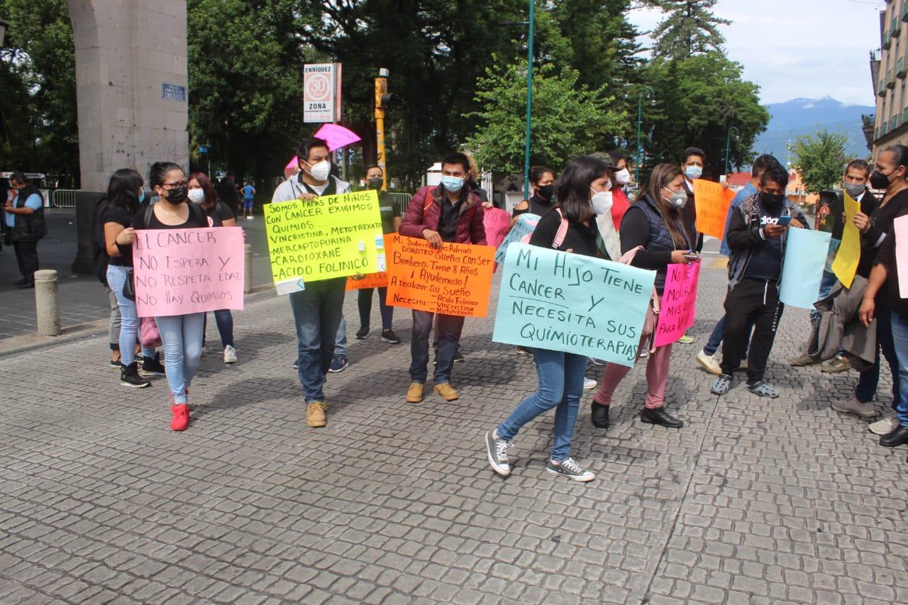 Prevalece desabasto de medicamentos contra el cáncer en Veracruz