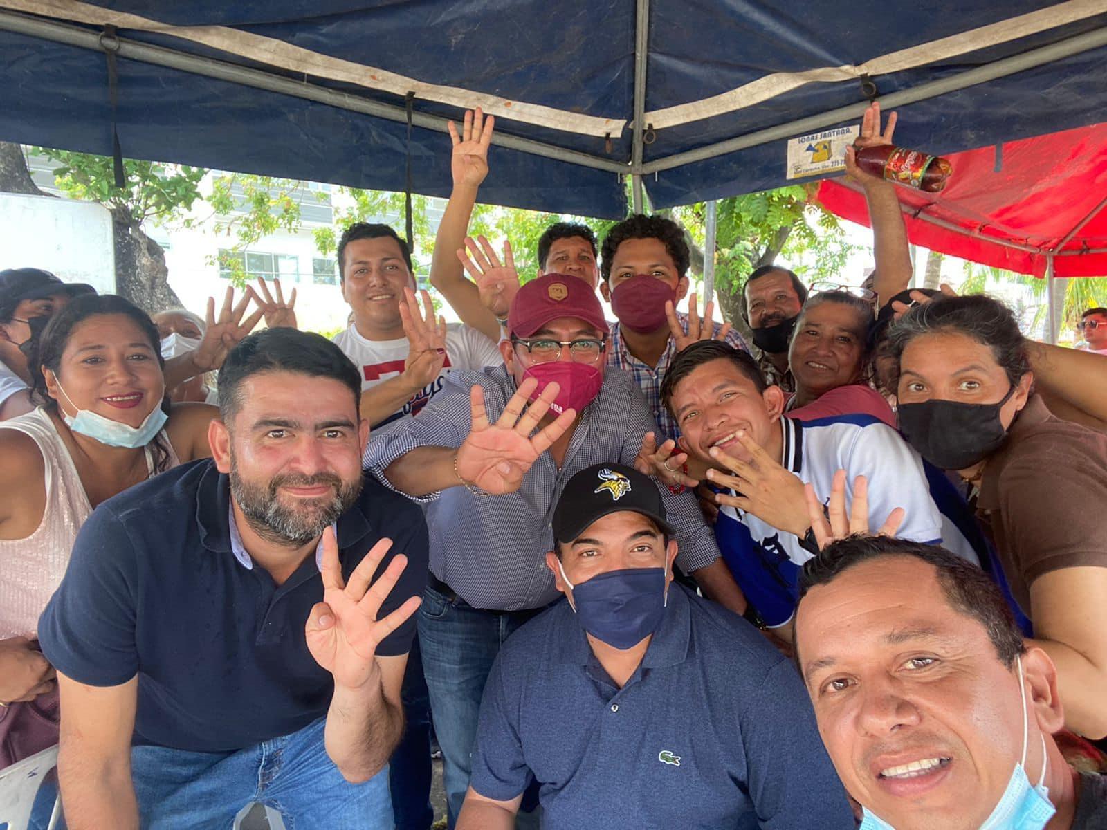 PAN nos quiere robar la elección en Veracruz: Juan Javier Gómez Cazarín.