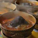 Caldo de Piedra es Patrimonio Cultural Intangible de Oaxaca