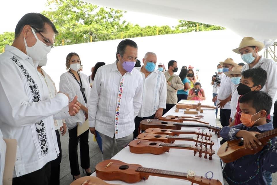 Garantizado el respeto total a la cultura de los pueblos, a la par del desarrollo económico: Gobernador CGJ