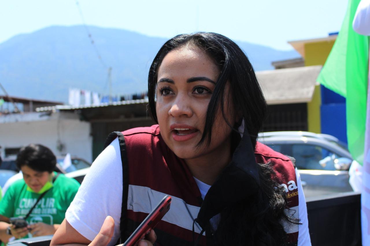 Apedrean a equipo de Morena en zona central de Veracruz dejan 8 lesionados