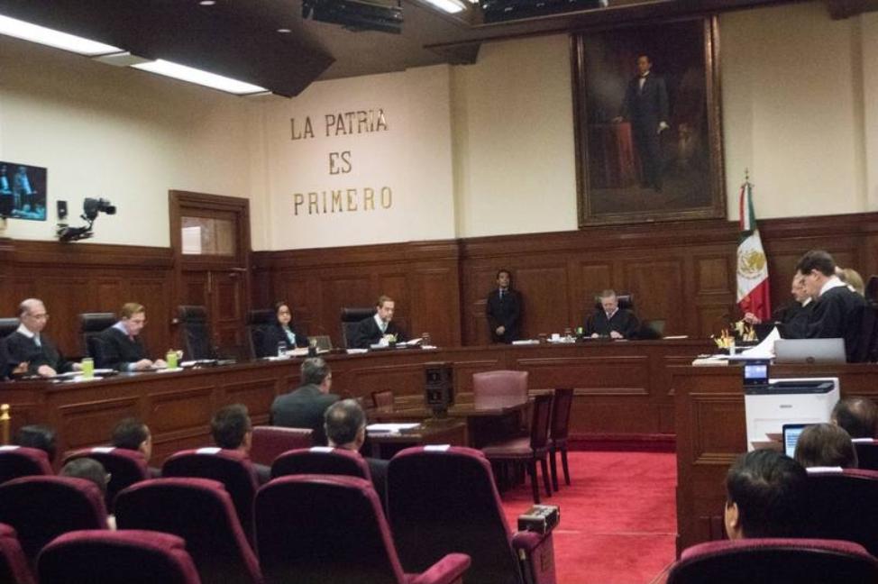 Jueces federales reclaman hostigamiento de la 4T