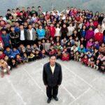 Hombre con la familia más grande del mundo, murió, dejó 38 esposas y 89 hijos