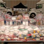Incautan en Canadá más de una tonelada de droga enviada desde México