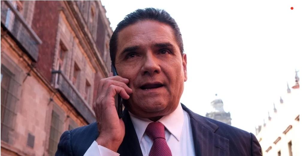 Morena es un narcopartido denuncia el Gobernador de Michoacan.