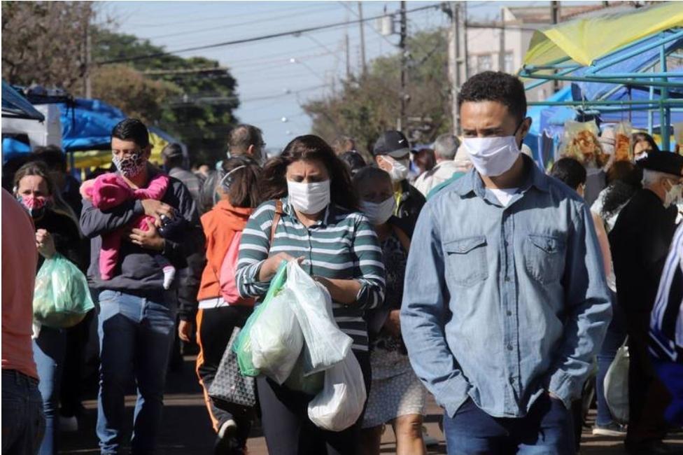 Crimen obligó a mexicanos a guardar la cuarentena por el virus: ONU.