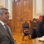 AMLO sustituye a Irma Sandoval en la SFP